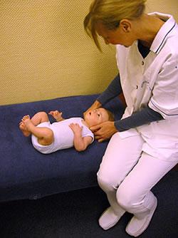 meest gestelde, baby naar chiropractor